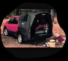 Pontiac Aztek So doing this in the summer D awesome truck ! & Pontiac Aztek Camping Package -- the toyotaplace | Road Camping ...