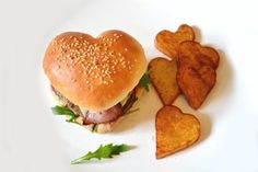 Love Burger – Le Burger pour les Amoureux - Tartine Jeanne