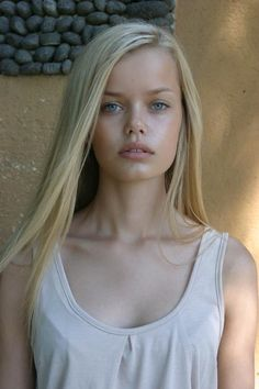 Frida Aasen @Women Model Management NY