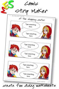 comic strip maker