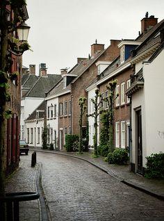 Breestraat in Amersfoort, the Netherlands