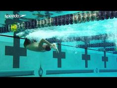 Ryan Lochte | Backstroke Turn Technique ( tecnica giro en espalda ) - YouTube