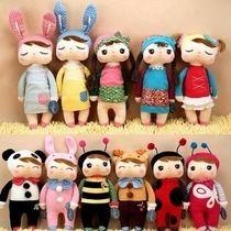 Costume wearing plush toys