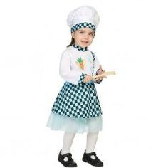 Disfraz de #Cocinera para bebe #disfraces originales y #baratos para tus fiestas en #mercadisfraces.es tu tienda de #disfraces #online
