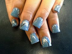 Dandylion nails