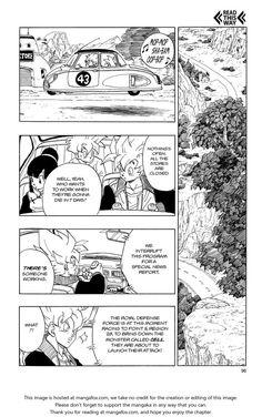 Dragon Ball 198: Cell vs. the Army at MangaFox.me