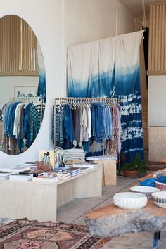 """""""Eva at Sycamore Street Press ... has put her stake in the ground for her new line and look she calls minimal bohemian. She blogs about in detail, it is a fun read! She found shops and homes that spoke to and inspired her."""" Smart Creative Women (inspirational image of General Store from Remodelista)"""