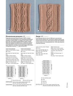 """Photo from album """"Norah Gaughan Knitted Cable Sourcebook 2016 on Yandex. Aran Knitting Patterns, Cable Knitting, Knitting Designs, Mini Twists, Stockinette, Design Your Own, Views Album, Stitch Patterns, Knit Crochet"""