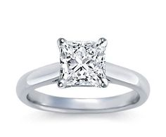 I'm getting an upgrade to my ring for our anniversary!! Sticking with the same style (princess cut in a cathedral setting) but going up at least a full karat. :) Cannot wait!!! November is a long way away still... :(