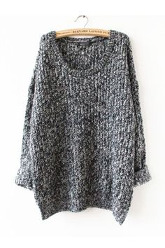 Cosy Long Sweater