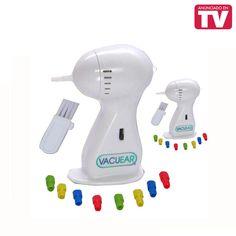 Limpiador de oidos Vacu Ear