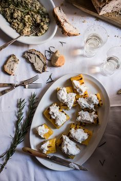 Polenta and Venetian Baccalà - From My Dining Table by Skye McAlpine