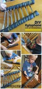 Xylophone vert