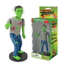 Dashboard Brain Hungry Lurching Zombie