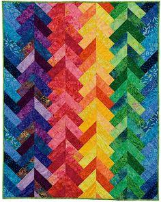 French braid quilt 1
