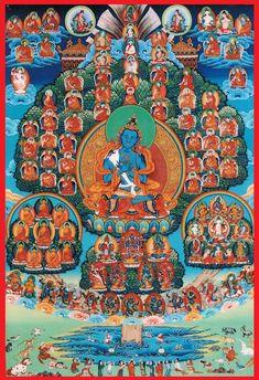 kagyu+refuge+tree   Refuge Tree of Kagyupa