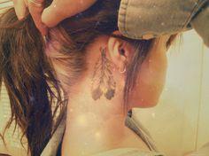 feather tattoo #tattoo