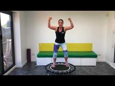 This 30 minute circuit session will definitely get your heart pumping and target all areas of the body. Cycling Workout, Cycling Tips, Road Cycling, Spin Bike Workouts, Fitness Workouts, Swimming Tips, Swimming Workouts, Mini Trampoline Workout, Fitness Youtubers