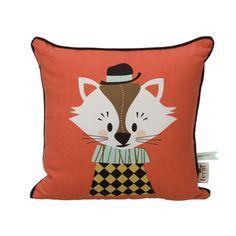 Aristo Katt pillow by Ferm Living