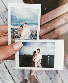 Cute Couple Quotes, Couple Goals Tumblr, Cute Couple Pictures, Cool Pictures, Couple Pics, Polaroid Pictures, Polaroid Ideas, Couple Goals Cuddling, Chevy