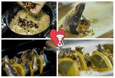 Ricette e Segreti in Cucina : Le siciliane sarde a beccafico