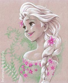 Elsa by Brianna Garcia ☺