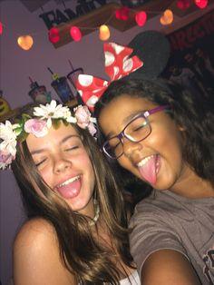 Florzinha & Minnie 🌹