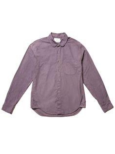OB Japanese Oxford Shirt - Plum