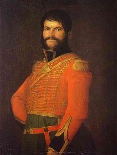 Juan Martin Diaz, El Empecinado - Francisco de Goya