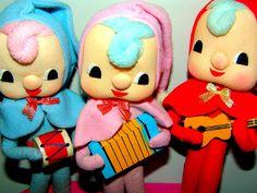 Music Elves Elf Yourself, Elves, Music, Vintage Christmas, Musica, Musik, Muziek, Music Activities, Old Time Christmas