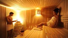 szauna hangulat Light Bulb, Spa, Saunas, Ideas, Bulb Lights, Lightbulbs, Thoughts, Lightbulb