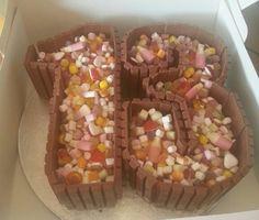 13 kitkat sweet cake x