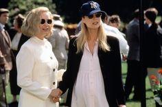 Jessica Lange & Gwyneth Paltrow in Hush Preppy Girl, Preppy Style, My Style, Private School Girl, Super Rich Kids, Jeans Boyfriend, Old Money, Rich Girl, Gossip Girl