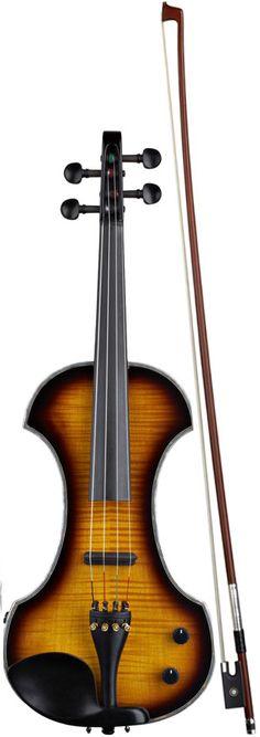 Kurnia Musik Jogja: Fender FV-3 Deluxe Electric Violin