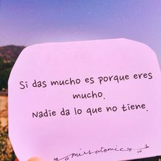 Find images and videos about quotes, phrases and frases en español on We Heart It - the app to get lost in what you love. Inspirational Phrases, Motivational Phrases, Positive Phrases, Positive Life, Cool Words, Wise Words, Frases Instagram, Motivacional Quotes, Qoutes
