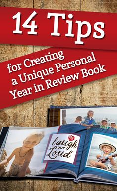 Nothing produces nostalgia like a personalized book documenting your year in photos, captions, and inspirational quotes. Amidst tweets and status updates, year in review books ensure our memories live on in more than just search engines.