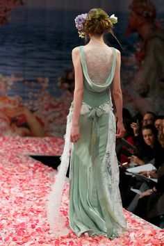 wedding dresses from paridise | 2013-wedding-dress-by-claire-pettibone-an-earthly-paradise-bridal ...