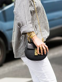 10 Fresh Ways To Pull Off Stripes This Summer | WhoWhatWear.com