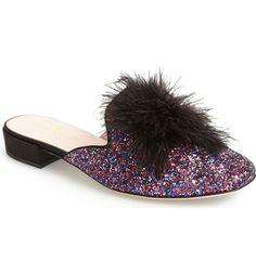 kate spade - gala mule loafer