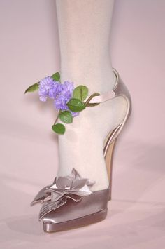 Christian LacroiX.....Just take off that silly blue flower