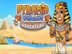 Pyramid Valley Adventure  Android Game - playslack.com , Pyramid Valley Adventure is an absorbing model of medieval Egypt, or in other speeches this is mega-popular brand-new era workplace for mobile phones and slabs. dive into a bizarre world of polyhedrons and rulers. Become the most strong and affluent chief of the pretty municipality.The game requires a cache download. How to put the game with the cache?The route for the cache:sdcard/Android/obb