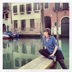 I finally made it to Venice.    Photo by nicoleleeatkins