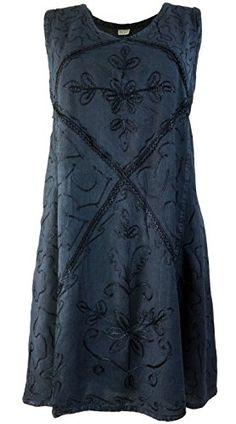 Guru Shop De hippie minikleid boho chic kurze kleider variante guru shop http