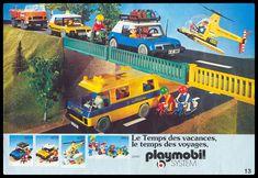 Vos scans et pubs Playmobil