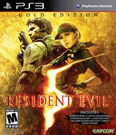 Capcom PS3 - Resident Evil 5 Edition