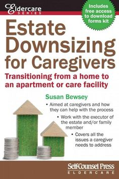 Written as a segue from the final chapter of the writer's previous publication, this guide to downsizing addresses the growing need of individuals and caregivers in planning and carrying out downsizin