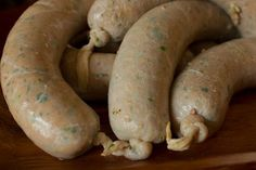 Boudin is how I know if someone went to New Oleans, or actually saw Louisiana. It is real Cajun food, best purchased in the mom and pop shops in Southwest Louisiana. Rarely available outside of that region. So, I may have to make my own.