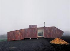 Copper House 2 by Smiljan Radic