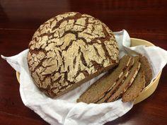 #Raimugido sourdough rye - so good and healthy.