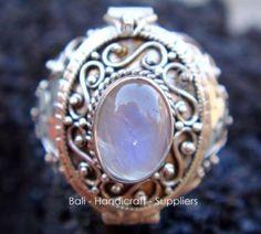 poison ring, moonstone, on ebay